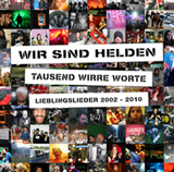 Tausend wirre Worte-Cover